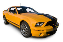 2008 American Sports Car Royalty Free Stock Photo