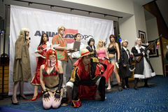 2008 anime expo Obraz Royalty Free