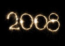 2008 anni Fotografie Stock Libere da Diritti