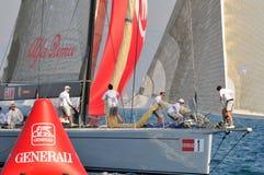 2008年barcolana 库存图片