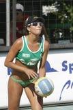2008 beachvolley zawody międzynarodowe mistrza serie Obrazy Royalty Free