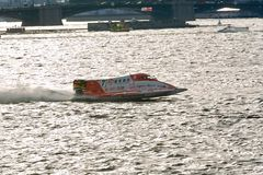2008 campeonato do mundo do Powerboat de U.I.M.F1 Fotos de Stock