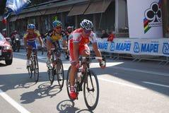 2008 campeonatos do mundo da estrada de UCI Imagem de Stock Royalty Free