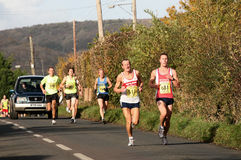 2008 Cheddar 1/2 Marathon Stock Afbeelding