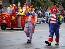 2008 cherry okwitnięć krajowej parada Zdjęcia Royalty Free