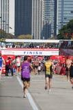 2008 chicago marathon στοκ φωτογραφία με δικαίωμα ελεύθερης χρήσης