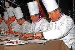 2008年chocolat du salon 免版税库存图片