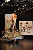 2008 chocolat du salon Στοκ φωτογραφίες με δικαίωμα ελεύθερης χρήσης