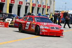 2008 Coca Cola Winner Kahne Royalty Free Stock Photography
