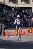2008 ensayos olímpicos del maratón de las mujeres de los E.E.U.U., Boston Imagen de archivo