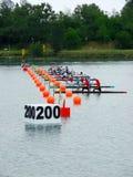 2008 Europese Kampioenschappen Flatwater Stock Fotografie