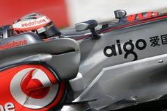 2008 f1 ο Heikki στοκ εικόνες με δικαίωμα ελεύθερης χρήσης