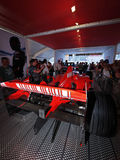 2008 F1 Grand Prix in Catalunya Royalty-vrije Stock Afbeelding