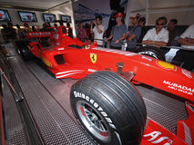2008 F1 Grand Prix in Catalunya Stock Photos
