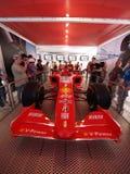 2008 F1 grande Prix in Catalunya Fotografie Stock