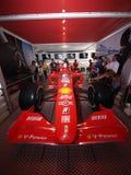 2008 F1 grande Prix in Catalunya Immagini Stock