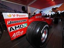 2008 F1 grande Prix in Catalunya Fotografie Stock Libere da Diritti