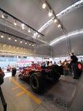 2008 F1 Prix magnífico en Catalunya Fotos de archivo