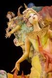 2008 fallas spain valencia Royaltyfri Fotografi