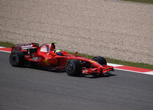 2008 Formula 1 Grand Prix in Catalunya Royalty Free Stock Photo