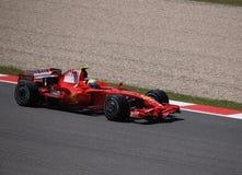 2008 Formula 1 Grand Prix in Catalunya Royalty Free Stock Photo