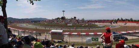 2008 Formula 1 Grand Prix in Catalunya Royalty Free Stock Images