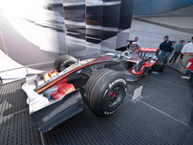 2008 Formule 1 Grand Prix in Catalunya Stock Afbeelding