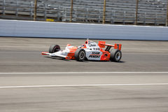 2008 Helio Castroneves Royalty Free Stock Photos