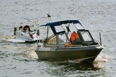 2008 het Kampioenschap van de Wereld van U.I.M.F1 Powerboat Stock Fotografie