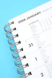 2008 januari Arkivbild