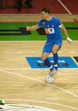 2008 l'UEFA futsal de 2009 cuvettes Photo stock