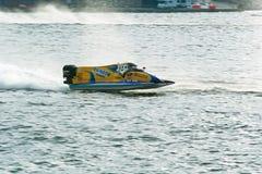 2008 mistrzostwo f 1 ma u powerboat świat Obrazy Royalty Free
