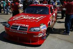 2008 NASCAR alles Stern-Rennen Winn Stockfotos