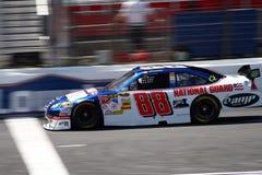 2008 NASCAR - Ligne d'arrivée ! Images libres de droits