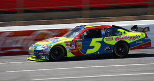 2008 NASCAR - Mears in Lowes Stock Foto's