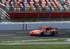 2008 NASCAR - Prácticas de Stewart Fotos de archivo libres de regalías