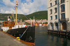 2008 Noorwegen Bergen 3 stock foto's