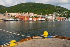 2008 Noorwegen Bergen 4 stock foto