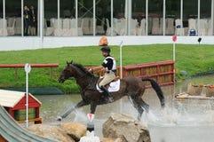 2008 olympische Reiterereignisse Lizenzfreies Stockbild