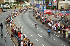 2008 południa ironman triathlon Afryce obraz stock