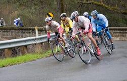 2008 roweru amgen Kalifornii wyścig tournee Obrazy Stock