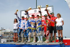 2008 Sidecar cross World Championship Royalty Free Stock Image