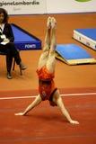 2008 storslagna gymnastiska milan prix Arkivbild