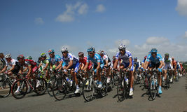 2008 tour de France Fotografia Stock