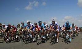 2008 tour de France Fotografia Stock