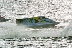 2008 U.I.M.F1 Motorboot-Weltmeisterschaft Lizenzfreie Stockbilder