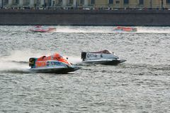 2008 U.I.M.F1 Motorboot-Weltmeisterschaft Stockbilder