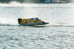 2008 U.I.M. F1 Powerboat World Championship Royalty Free Stock Images