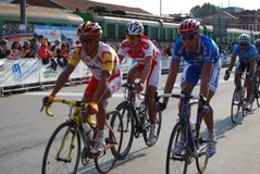 2008 UCI Straßen-Weltmeisterschaften Stockbild
