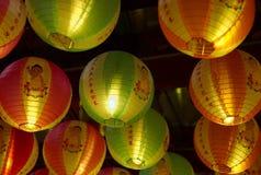 2008 vesak światła, Zdjęcia Royalty Free